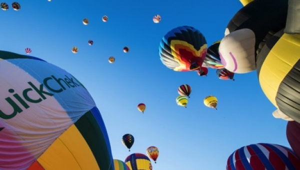 May, 2019 - Annual QuickChek NJ Festival of Ballooning Hires PSE