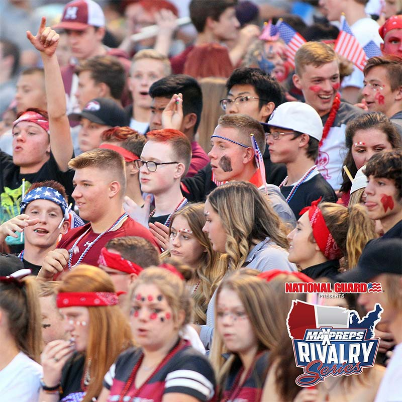 Sponsorship Promotions for MaxPreps Rivalry Series